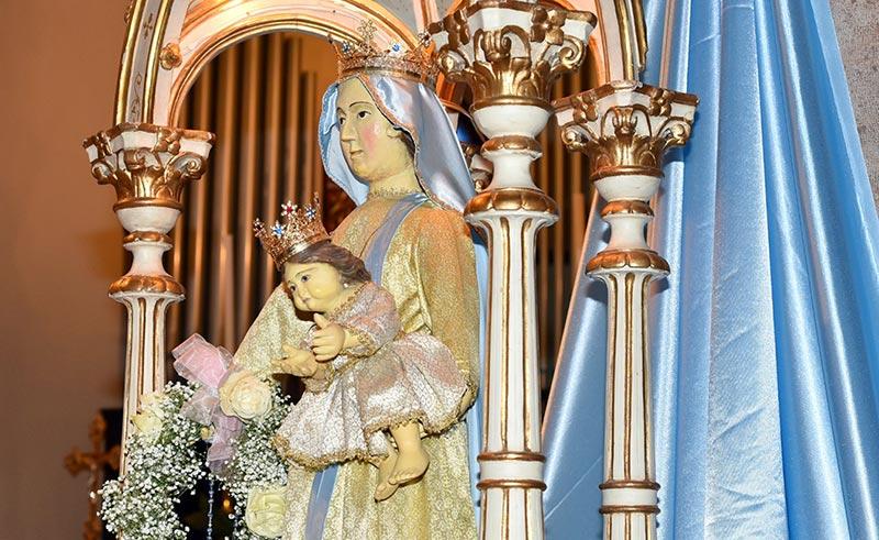 Madonna del Voto Foza