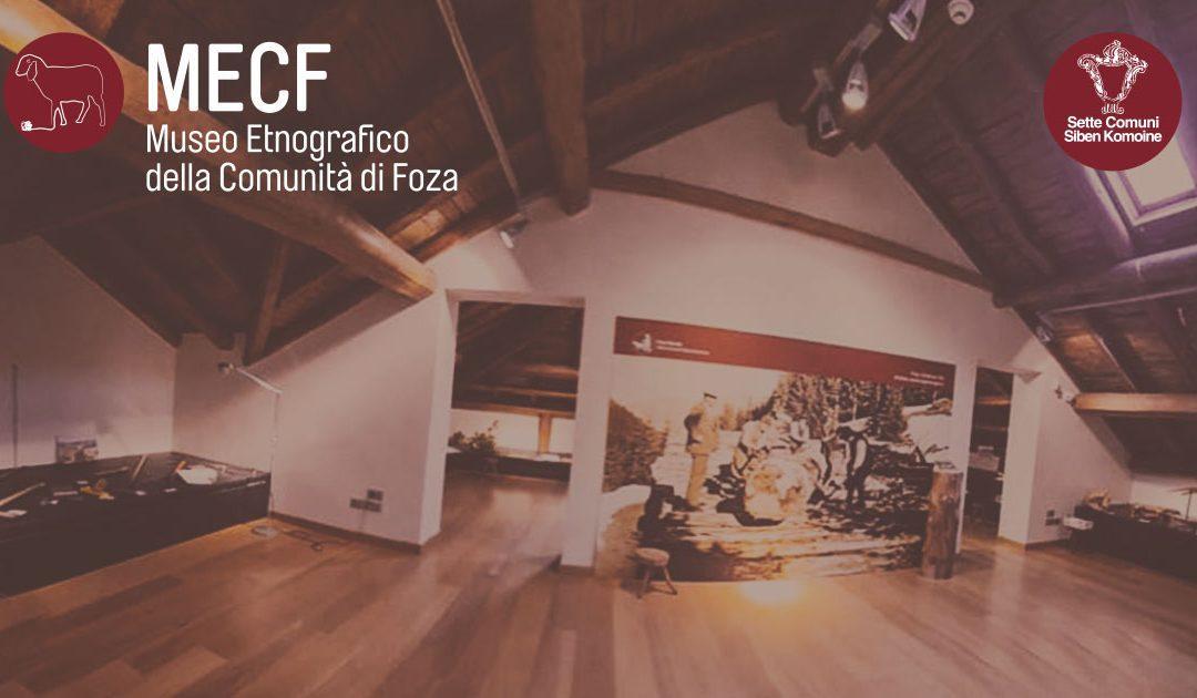 MECF: attività sospesa dal 6 novembre al 3 dicembre 2020