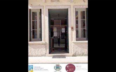 Video della visita al MECF di Foza, degli studenti di prima dell'ITS di Asiago